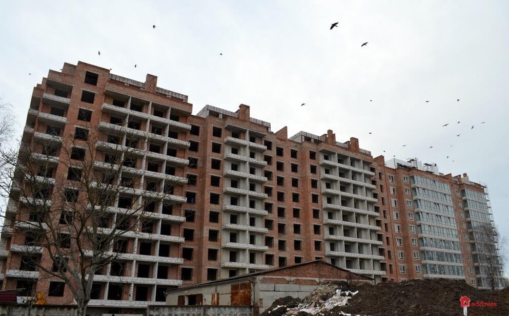 ЖК Khmelnytskyi Park: Декабрь 2017