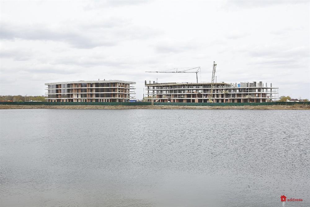 ЖК Park Lake City: 2020 Апрель