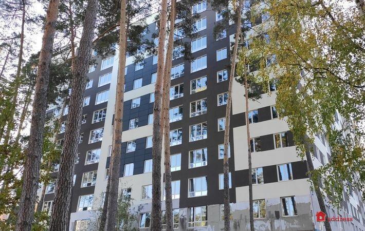 ЖК Chehov Парк Квартал: Октябрь 2019