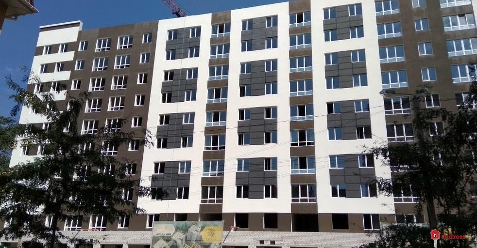 ЖК Chehov Парк Квартал: Август 2018