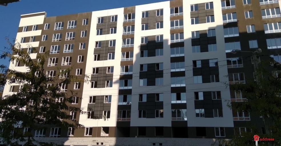 ЖК Chehov Парк Квартал: Октябрь 2018