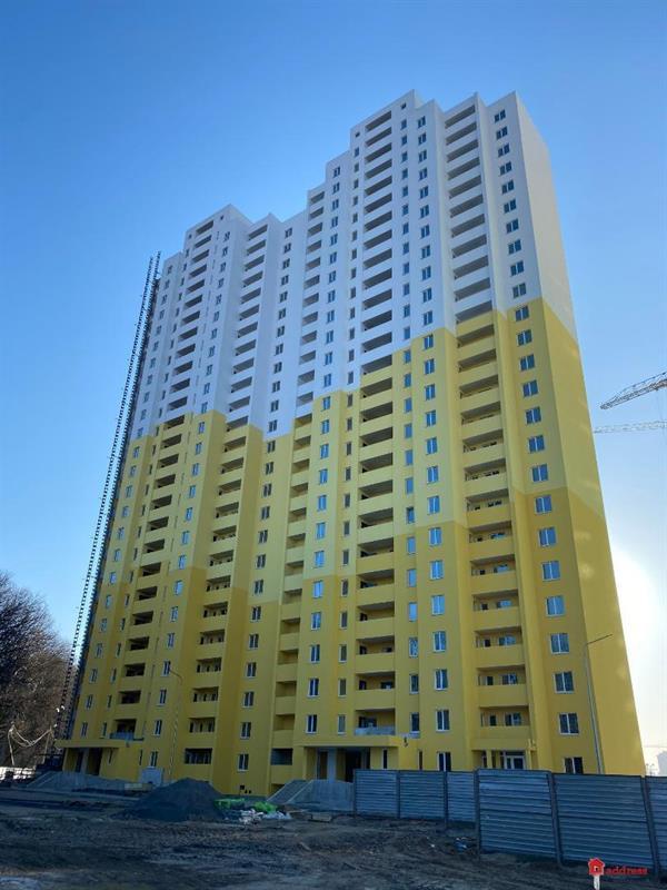 ЖК Одесский бульвар: Январь 2020