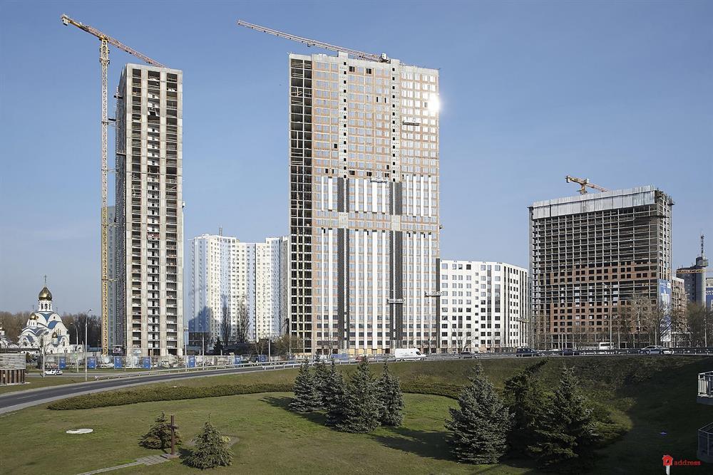 ЖК «Метрополис»: Март 2020