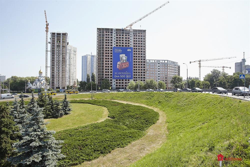 ЖК «Метрополис»: Май 2019
