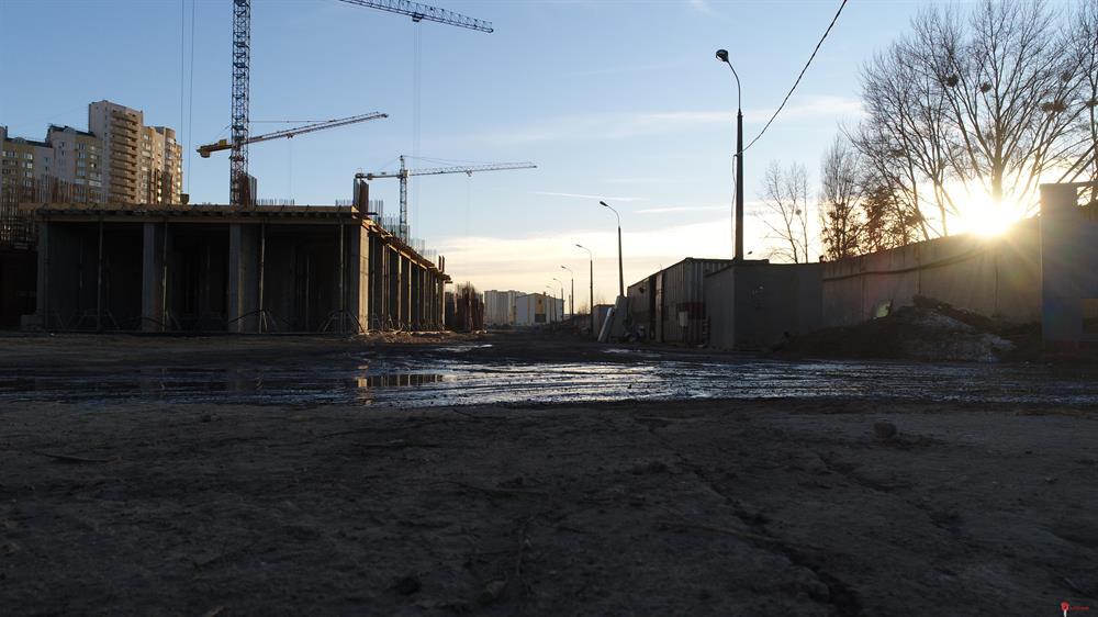 ЖК Урловский-2: Март 2019