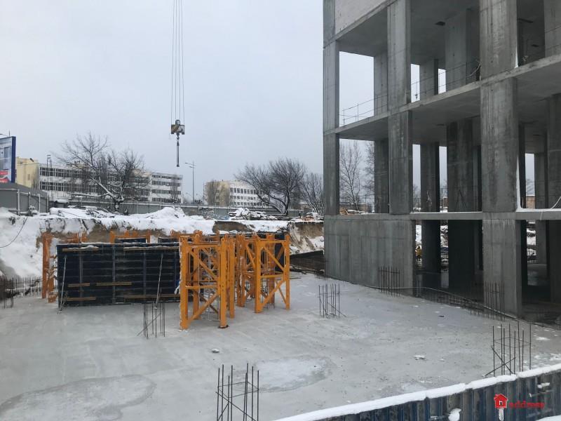 ЖК Olympic Park: Декабрь 2018