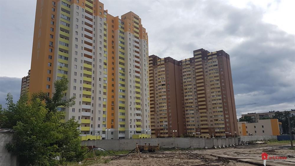 ЖК Атлант (Коцюбинское): Июнь 20018