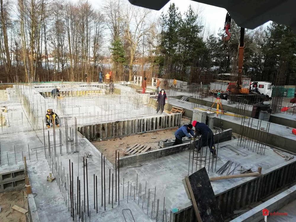 ЖК River House: Январь 2020