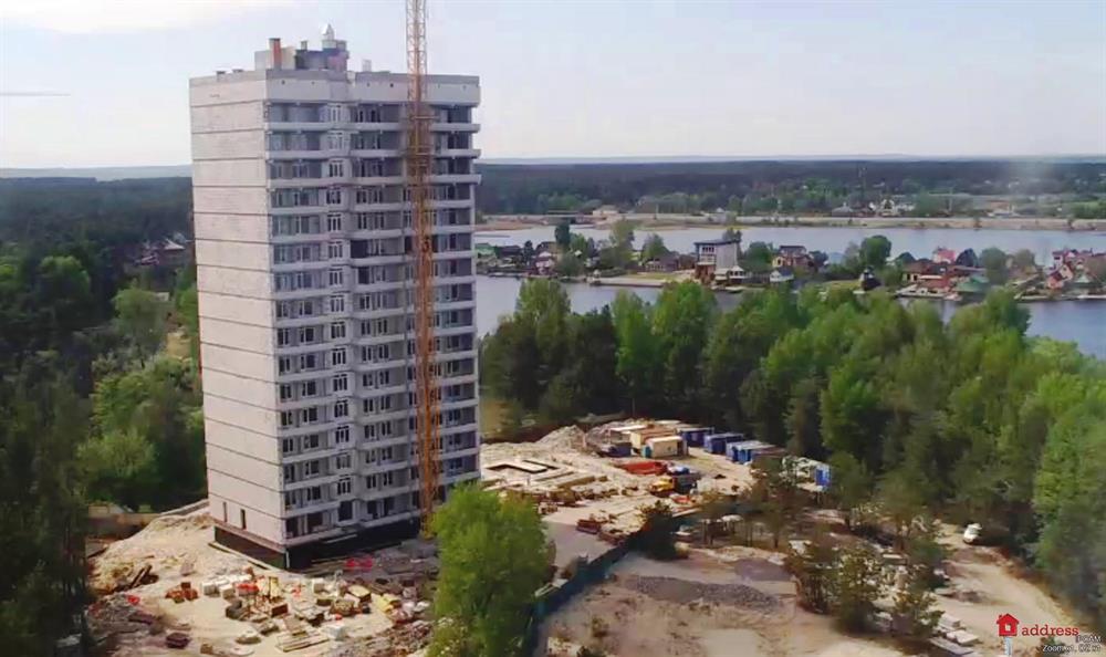 ЖК River House: Май 2018