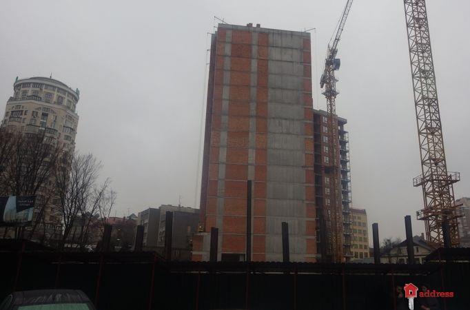 ЖК Львовская Площадь: Январь 2020