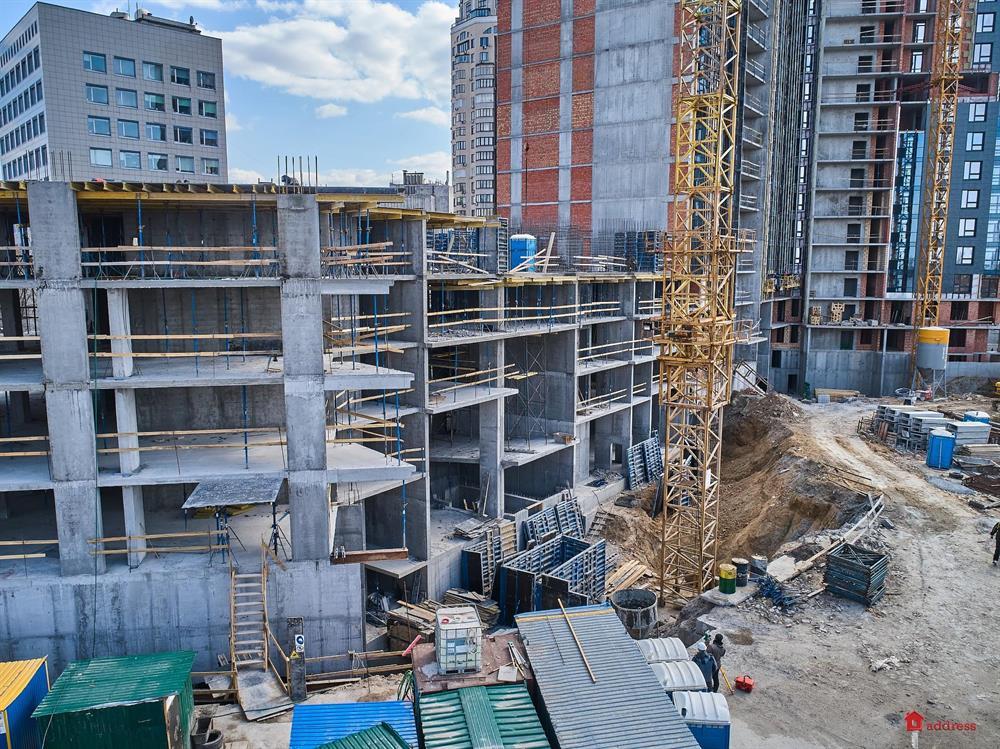 ЖК Львовская Площадь: 2020 Апрель