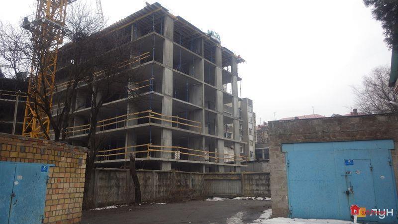 ЖК Львовская Площадь: Февраль 2019