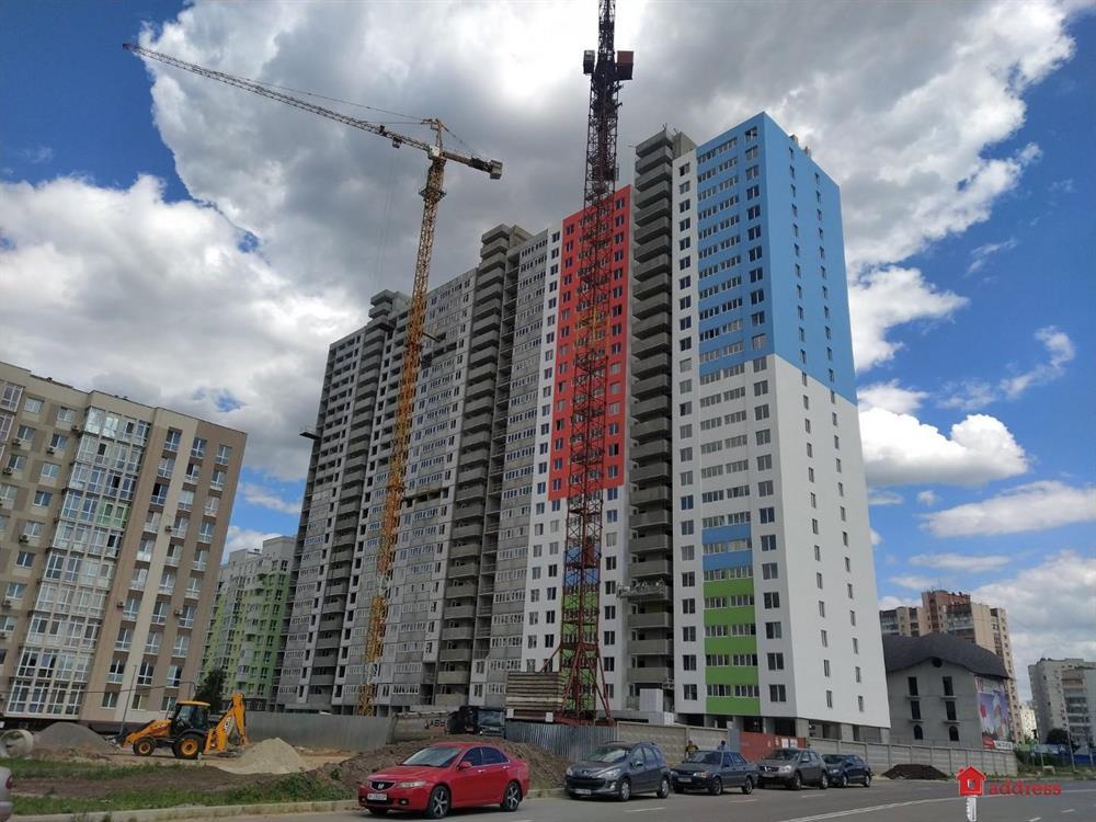 ЖК «Атлант на Киевской»: 2020 Июль