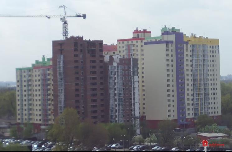 """ЖК """"Садовый"""": Апрель 2015"""