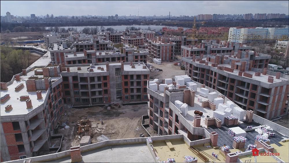 ЖК Итальянский квартал: Апрель 2020