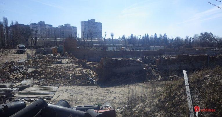 Жилой комплекс Рідне місто: Март 2020