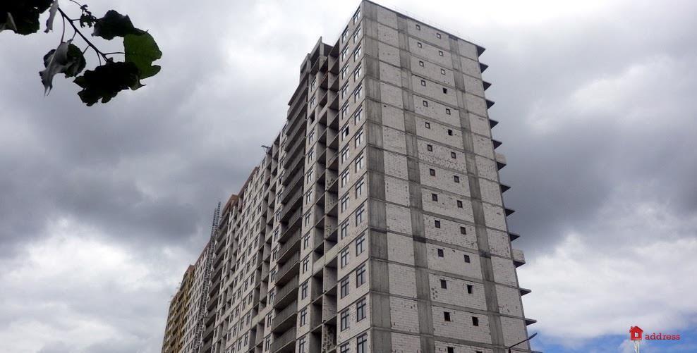 Жилой комплекс Рідне місто: Июнь 2018