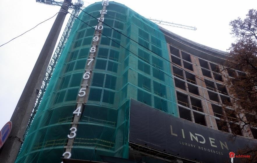 Linden Luxury Residences: Ноябрь 2018