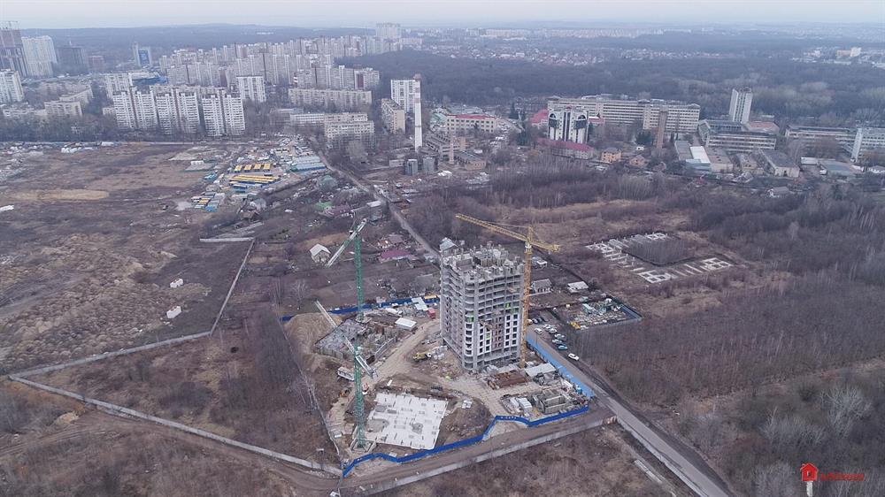 """ЖК """"Абрикосовый"""": Февраль 2020"""