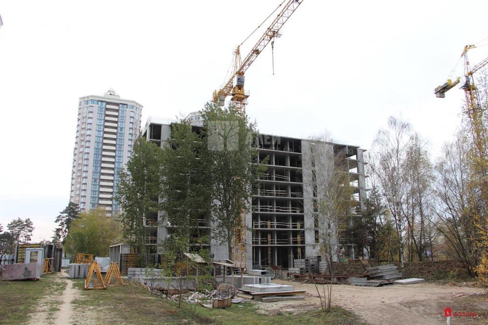 ЖК Krona Park-2: Октябрь 2019
