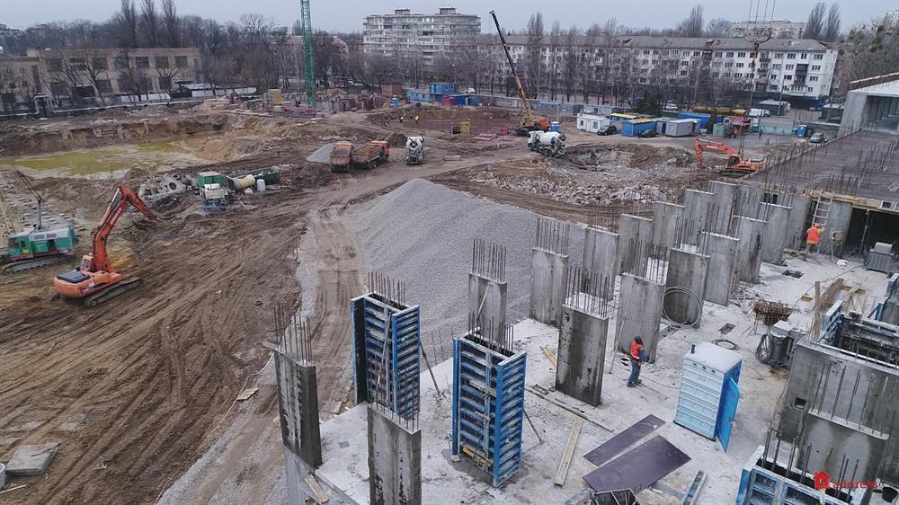 ЖК Отрада: Февраль 2020