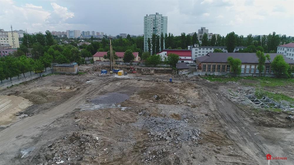ЖК Отрада: Май 2019