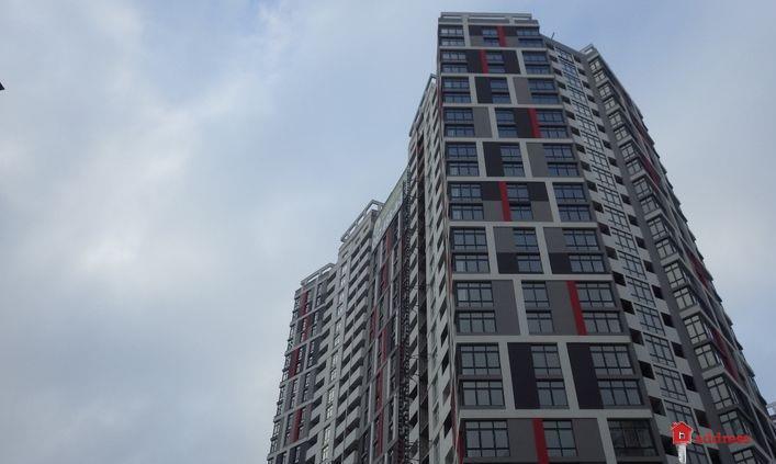 ЖД на ул. Сагайдака 101 (дом №30): Ноябрь 2019