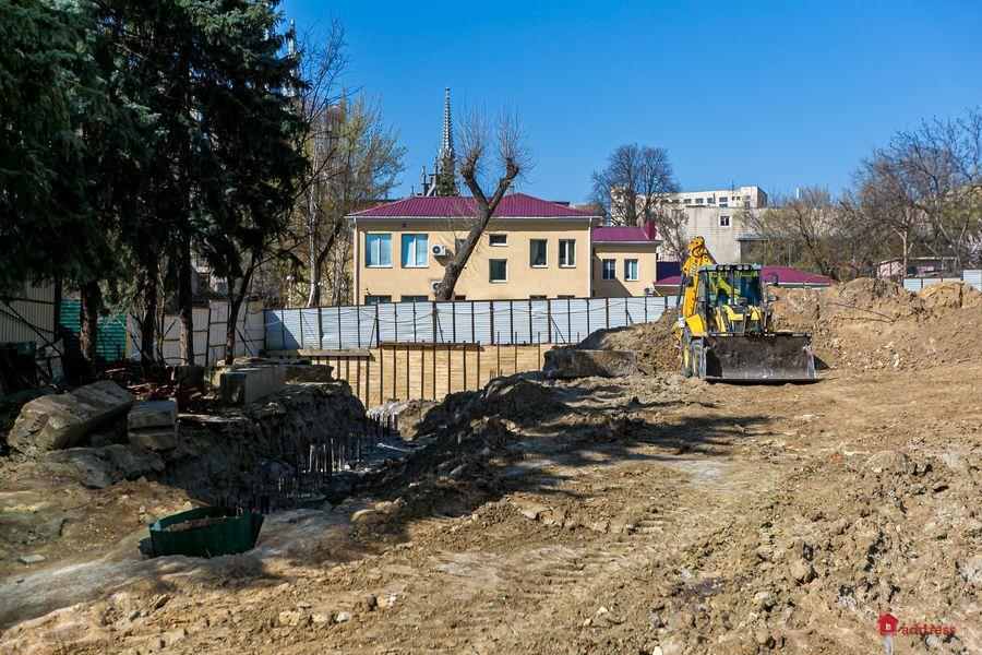 ЖК Washington Concept House: Апрель 2020