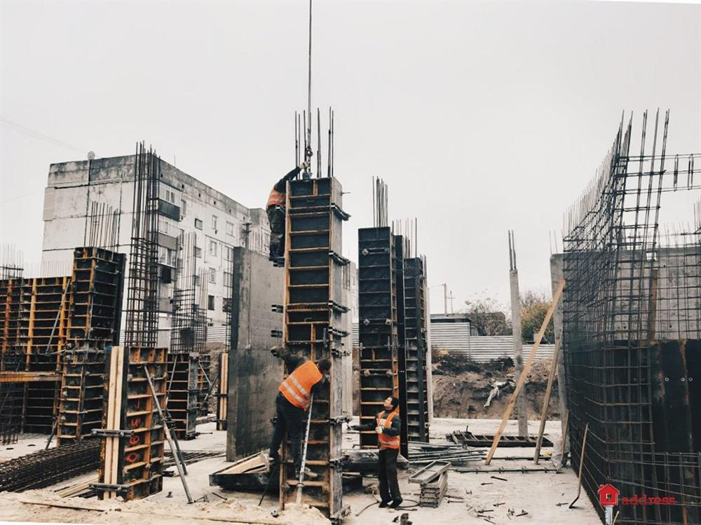 ЖК Residence: Октябрь 2019