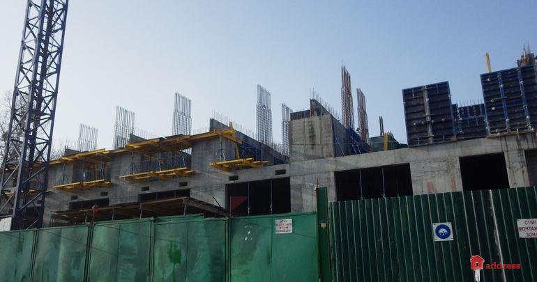 ЖК Uno City House: Январь 2020