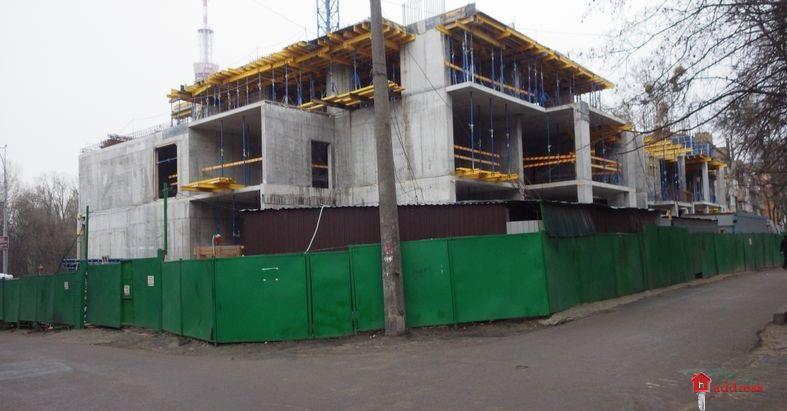 ЖК Uno City House: Февраль 2020