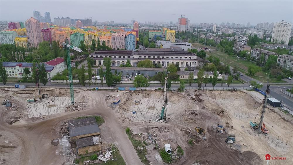 "ЖК ""Star City"": Май 2020"