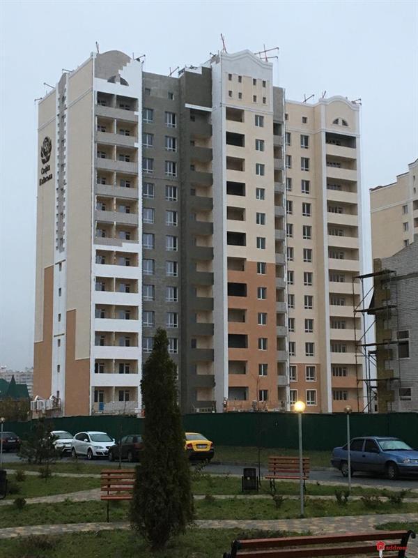 """ЖК """"София Киевская"""": Ноябрь 2018"""
