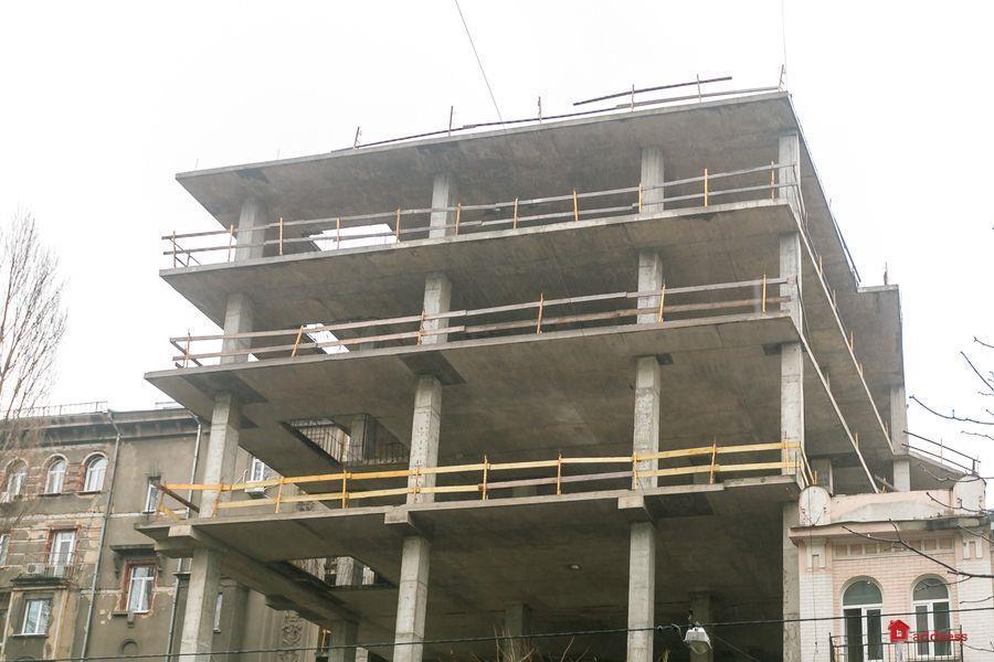ЖК Franklin Concept House: Январь 2020