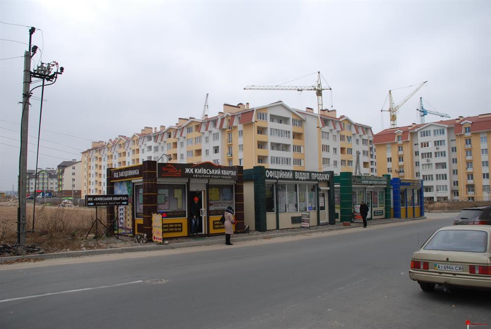 ЖК Киевский квартал: Декабрь 2014