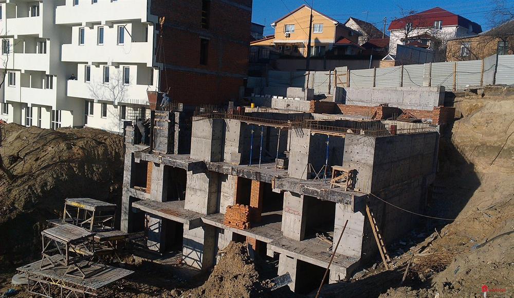 ЖК Панорама: Апрель 2015