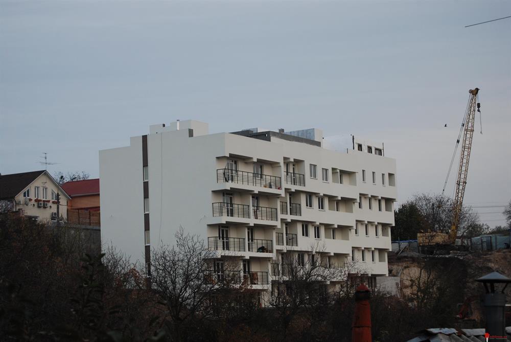 ЖК Панорама: Октябрь 2014