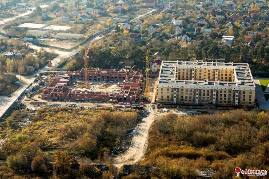 """ЖК """"Сонцтаун"""": Ноябрь 2014"""
