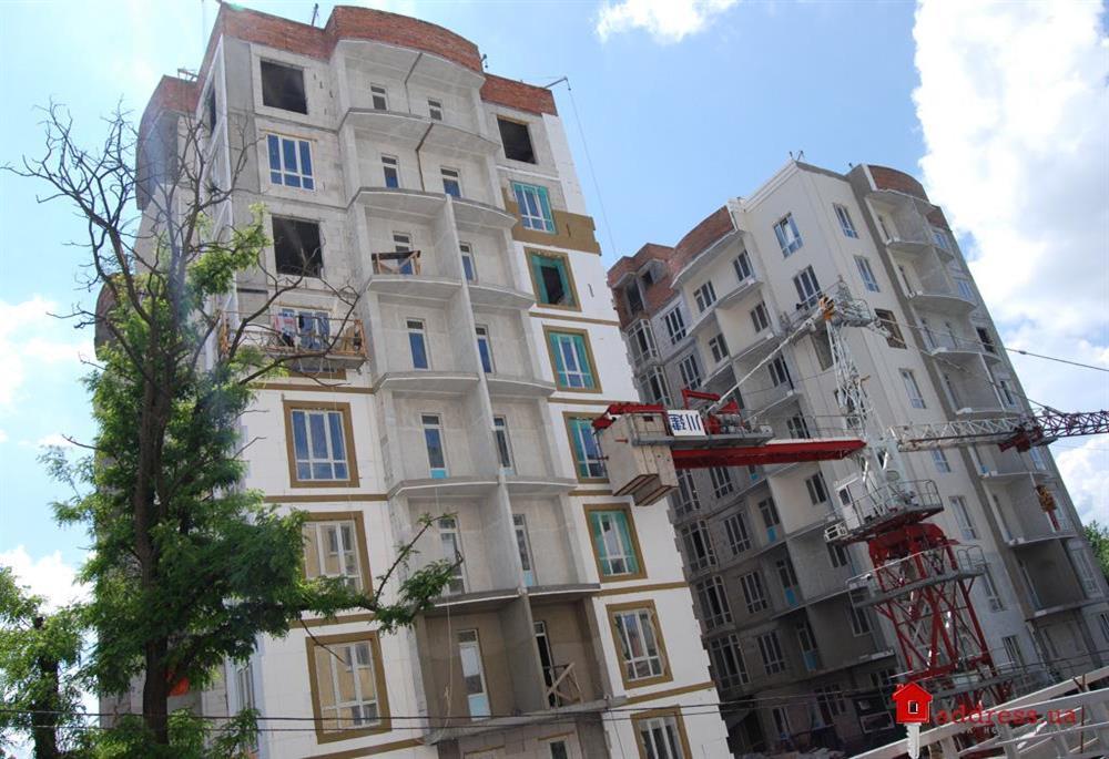 ЖК Посольський: Май 2014
