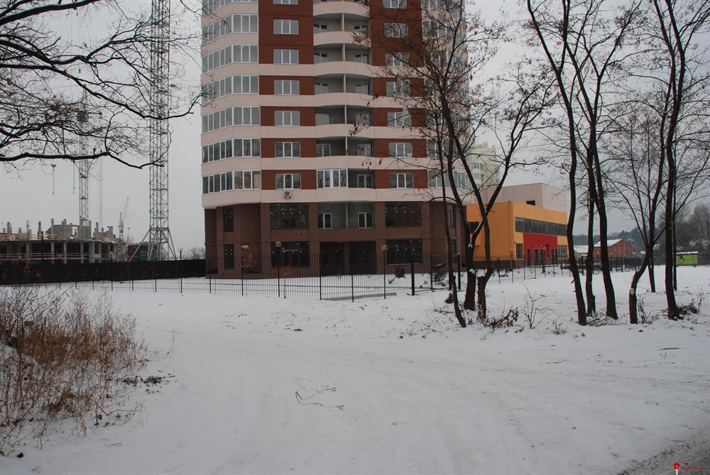 "ЖК ""Шоколад"": Декабрь 2014"