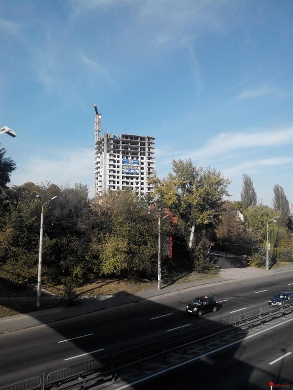 ЖК Научный (Науковий): Октябрь 2014
