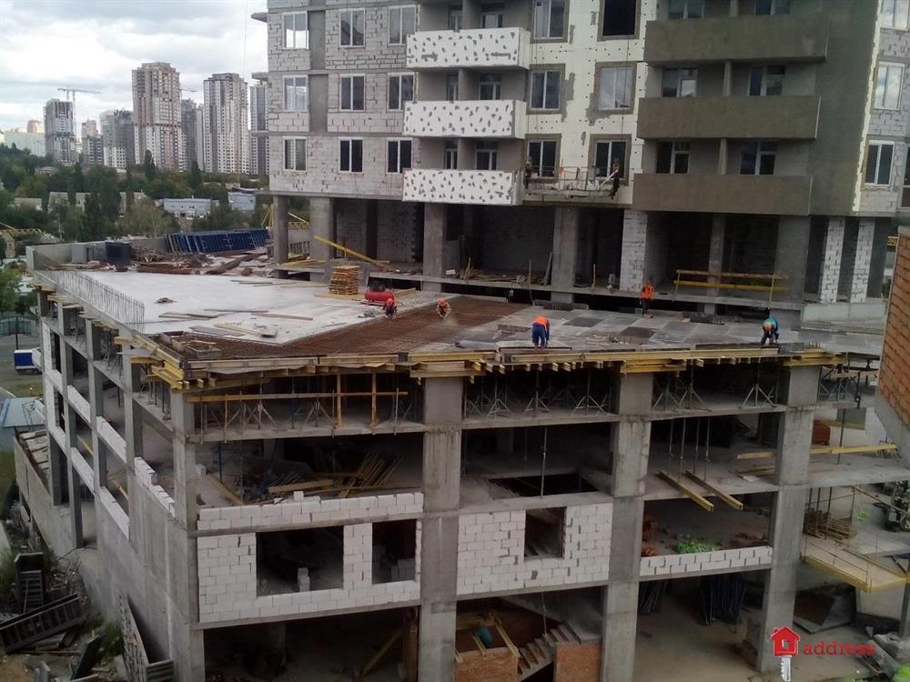 ЖК Мозаика: Август 2015