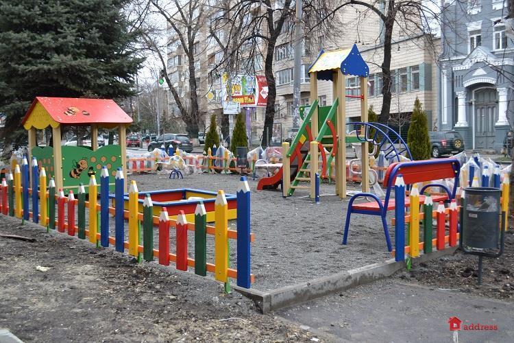 ЖК Лукьяновский: Апрель 2015