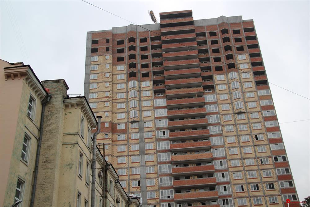 ЖК Лукьяновский: Октябрь 2014