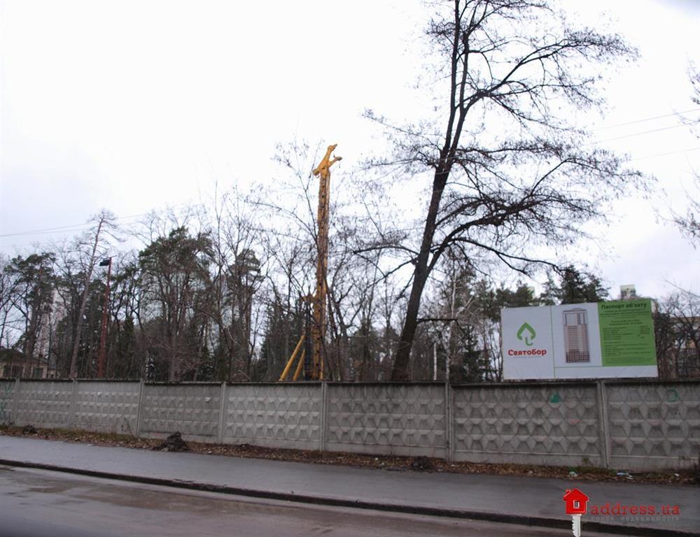 ЖК Святобор: 12 января 2014г.