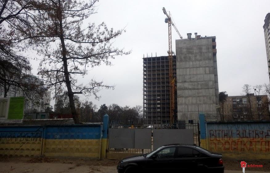 ЖК Святобор: Ноябрь 2018