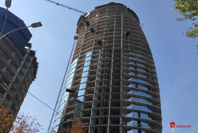 ЖК Taryan Towers: Сентябрь 2019