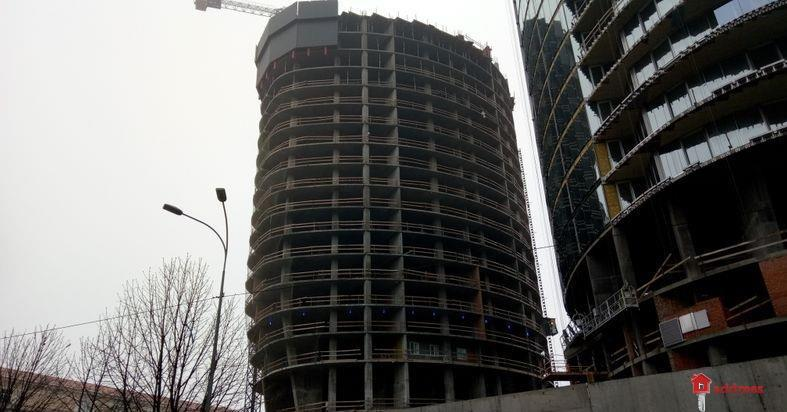 ЖК Taryan Towers: Ноябрь 2019
