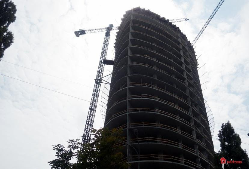 ЖК Taryan Towers: Июль 2018