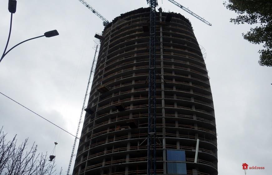 ЖК Taryan Towers: Октябрь 2018